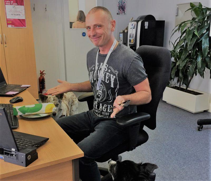 Darren Ward 1 e1537452143623 - Autumn starters at KFA Connect, Welcome Darren!