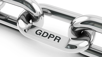GDPR Chain resized - General Data Protection Regulation (GDPR) - What Information Do You Hold?