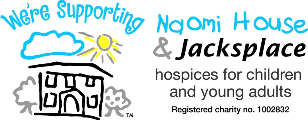 We are supporting Naomi House Jacksplace 1024x399 - Christmas Jumper Day 2018 and Naomi House & Jacksplace Collection
