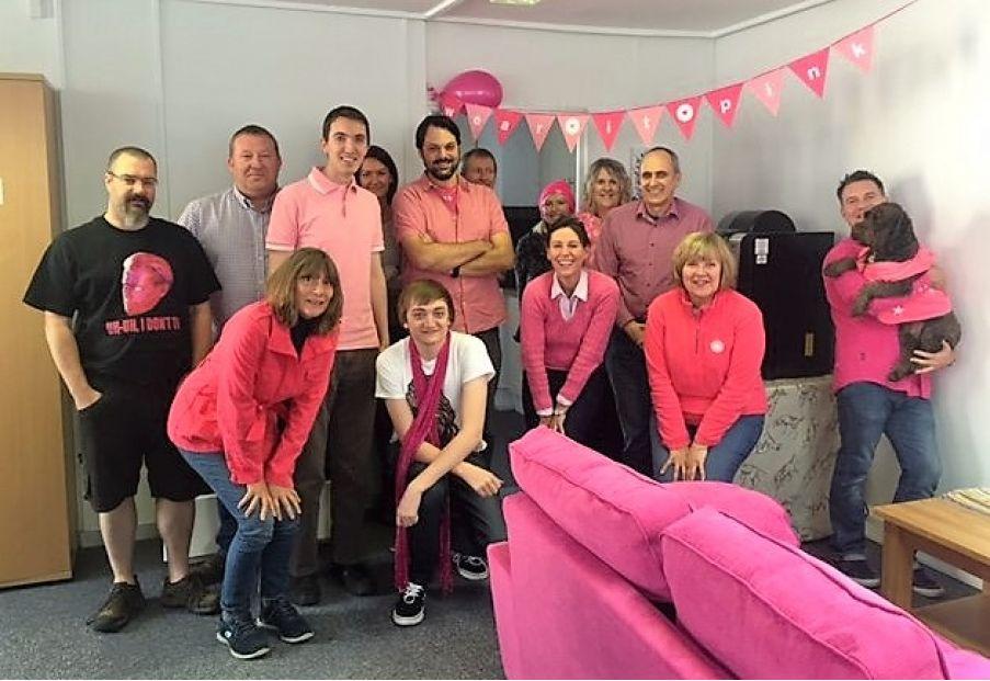 Wear it Pink Oct 2016 - Blog